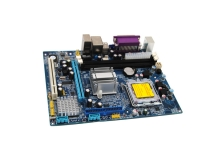 965 chipset motherboard Supports 1066/800/533MHz FSB SATA