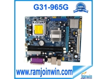 775 ddr2 motherboard with GM965 chipset in large stock