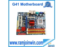 LGA775 socket G41 desktop motherboard