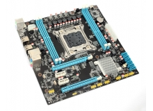 Support REG ECC lga 2011 x79 motherboard for desktop