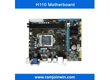new Intel core integrated graphics H110 computer parts motherboard 1151