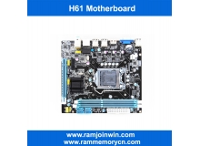 Dual channels Support ddr3 memory type lga 1155 socket microatx mini motherboard