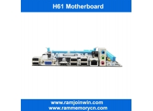 High quality mini h61 motherboard socket lga 1155