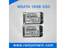 2018 hot selling mini msata 16gb bulk ssd hard drives